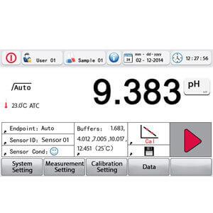 OHAUS Starter 5000 5 - pH-метр OHAUS ST5000-B (без электрода)