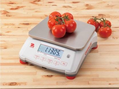 OHAUS V71 2 - Настольные весы OHAUS V71P1502T