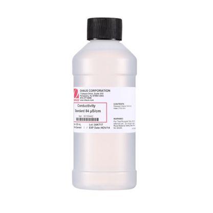 30100442 - Стандарт удельной электропроводности 84 мкСм/см (250 мл.) OHAUS