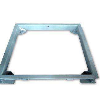 83033711 - Комплект обрамления приямка OHAUS, 1.5 м, окрашенная сталь