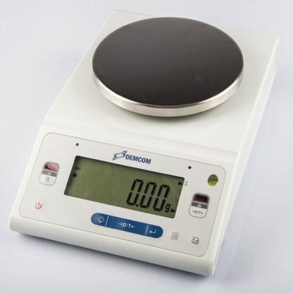 DL 2102 3102 4102 5102 - Лабораторные весы ДЭМКОМ DL-5102