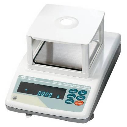 gf 200 1000 - Лабораторные весы AND GF-1000