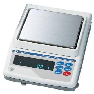 gx 6000 8000 - Лабораторные весы AND GF-200