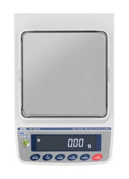 gx a 2002 10002 2 - Лабораторные весы AND GX-4002A