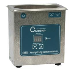 vanna ultrazvukovaya 0 5l tts bez nagreva  - Ванна ультразвуковая Сапфир 0.5л ТЦ (без нагрева)