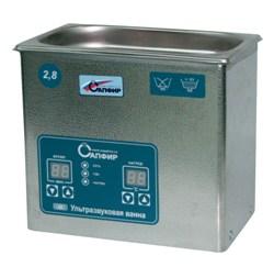 vanna ultrazvukovaya 2 8l ttts - Ванна ультразвуковая Сапфир 2.8л ТТЦ
