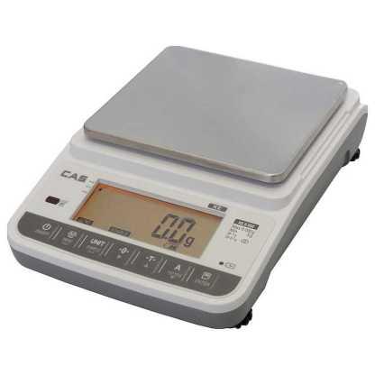 CAS XE 1500 3000 6000 - Лабораторные весы CAS XE-1500