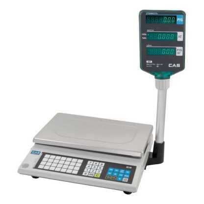 cas ap 1 ex - Торговые весы CAS AP-30EX