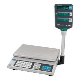 cas ap 1 ex - Торговые весы CAS AP-6EX