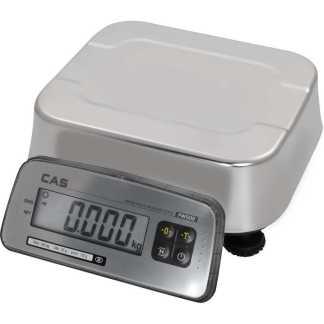 cas fw500 c - Влагозащищённые порционные весы CAS FW500-30C