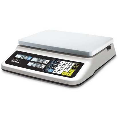 cas pr ii b - Торговые весы CAS PR-30B(LCD, II)