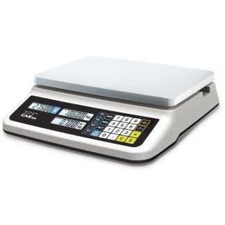 cas pr ii b - Торговые весы CAS PR-30B(LCD, II)USB