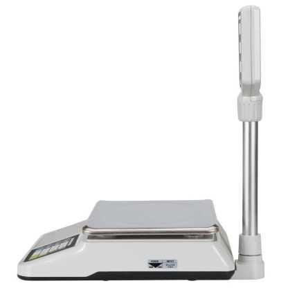 cas pr ii p 1 - Торговые весы CAS PR-15P(LCD, II)USB