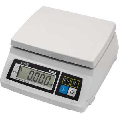 cas sw - Порционные весы CAS SW-20