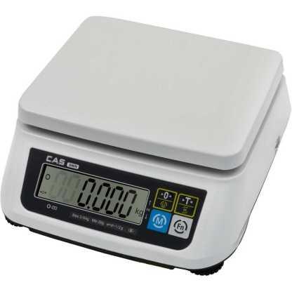 cas swn  - Порционные весы CAS SWN-6(USB)