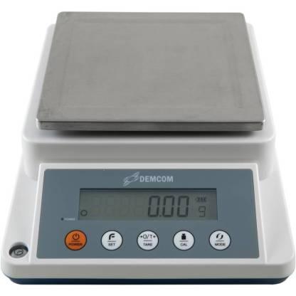 DL 2002 3002 2 - Лабораторные весы DEMCOM DL-2002