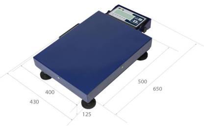 PM1B150M 4 - Платформенные весы MAS PM1B-150M
