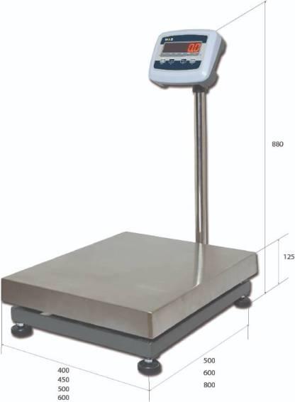 PM1E 2 - Платформенные весы MAS PM1E-150-4560