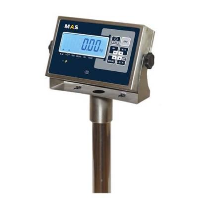 PM1H 2 - Влагозащищённые платформенные весы MAS PM1H-300-6080