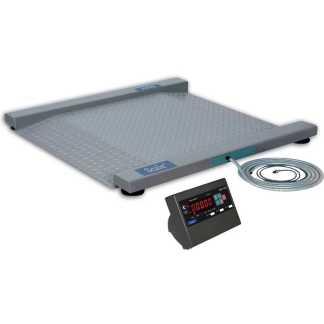 skeyl skt - Платформенные весы СКЕЙЛ СКТ-1000 с индикатором CAS CI-2001A