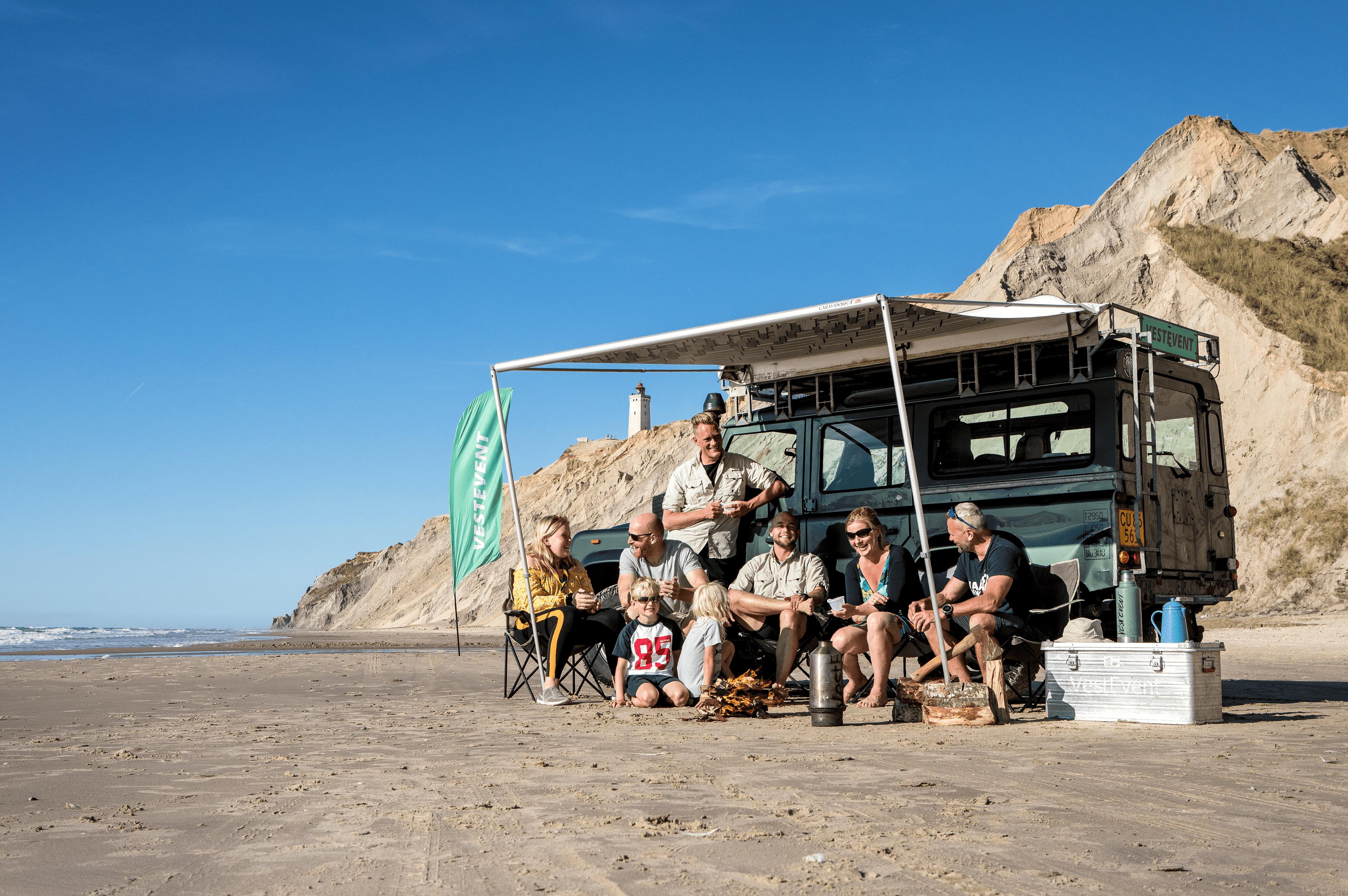 Safari for hele familien