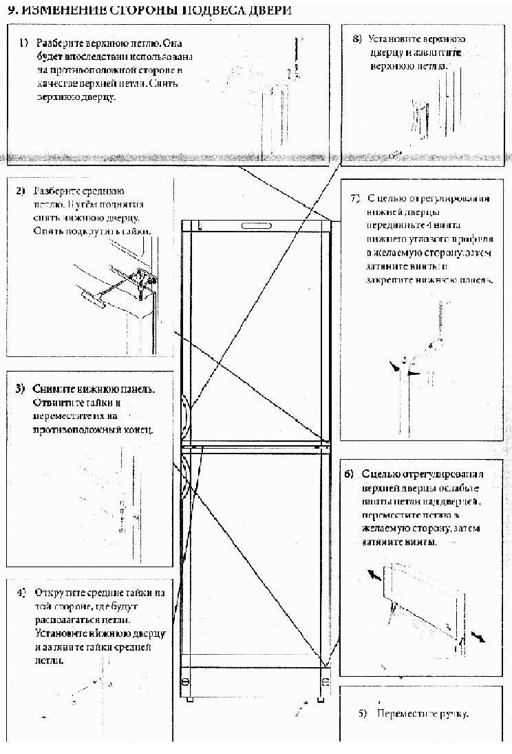 Vestfrost kf 355 instrukcja
