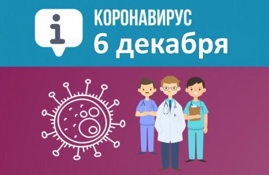 Оперативная сводка по коронавирусу в Севастополе на 6 декабря