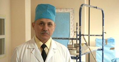 начальник военного госпиталя
