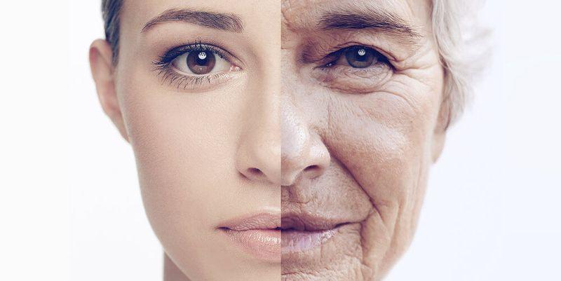 преждевремнное старение