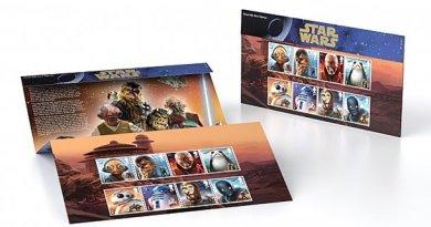 почта_марки Звездные войны