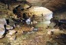 Американского студента на трое суток забыли в пещере