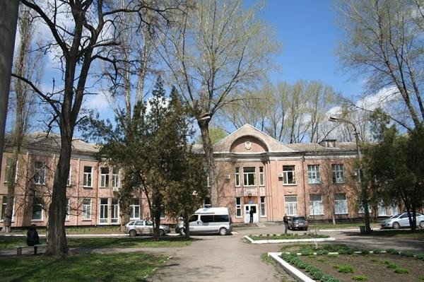 9-я больница на месте старой усадьбы