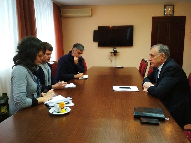 Днепровский офис ОБСЕ конфликты необходимо решать только в правовом поле_2