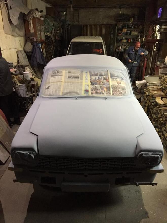 автомобиль Балтика