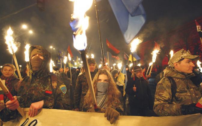 """Солистку """"Серебра"""" в Одессе встретили новой «Хатынью»"""