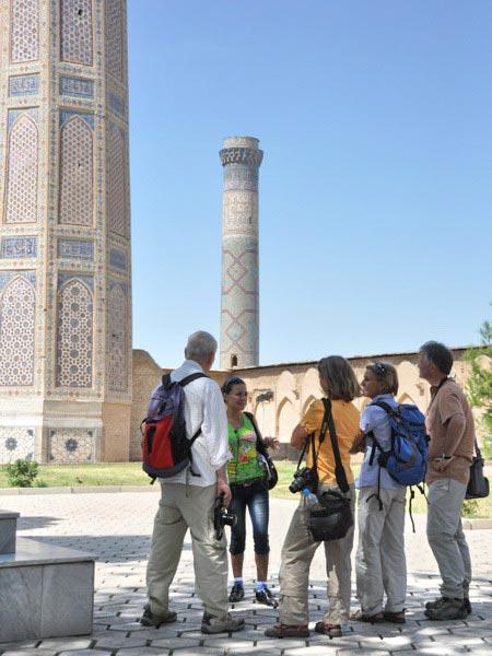 О чем предупреждают немцев перед поездкой в Узбекистан