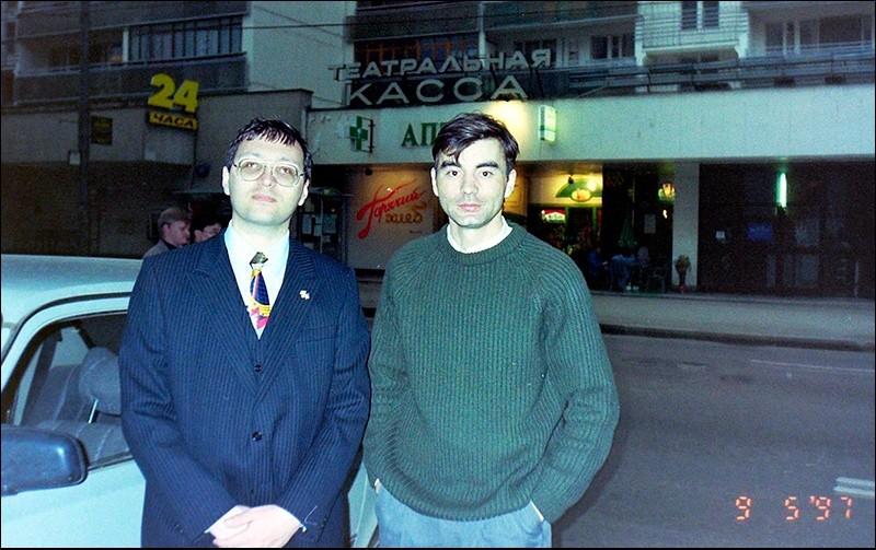 «Нашелся» сын Ислама Каримова