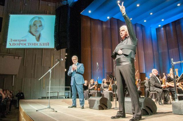 Ташкент не забудет последний концерт Хворостовского