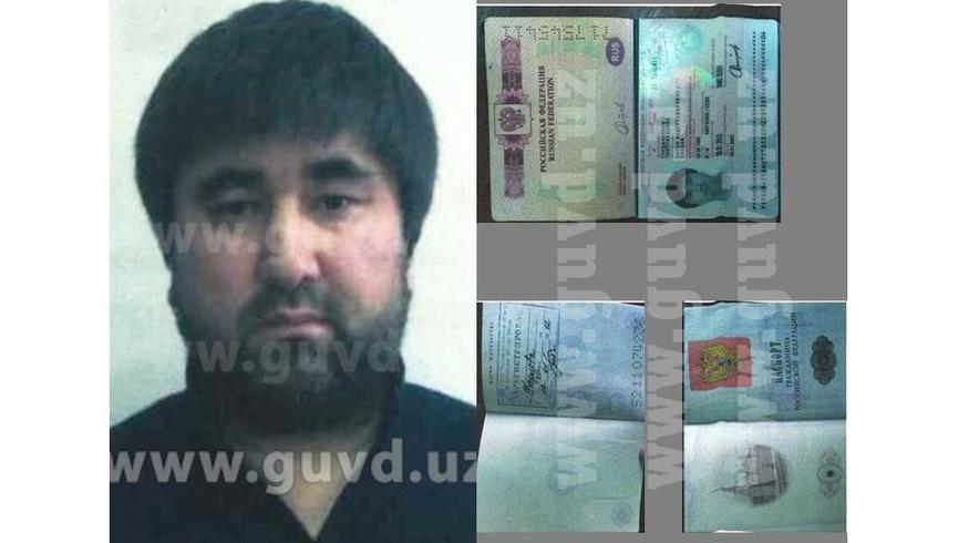 Убийцу вычислили по фальшивому паспорту