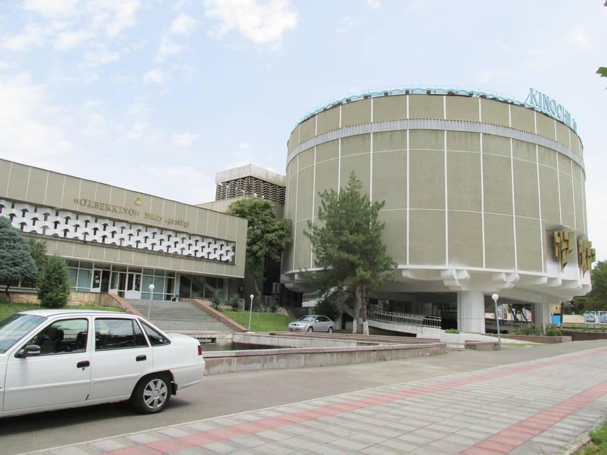 В Ташкенте сносят знаменитый Дом кино