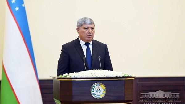 Кто назначен главой Ташкентской области