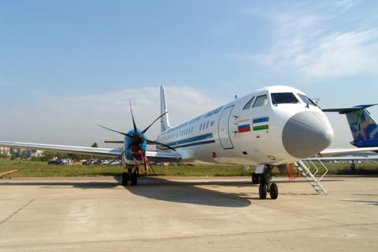 «Ташкентский» Ил-114 полетит в 2023 году