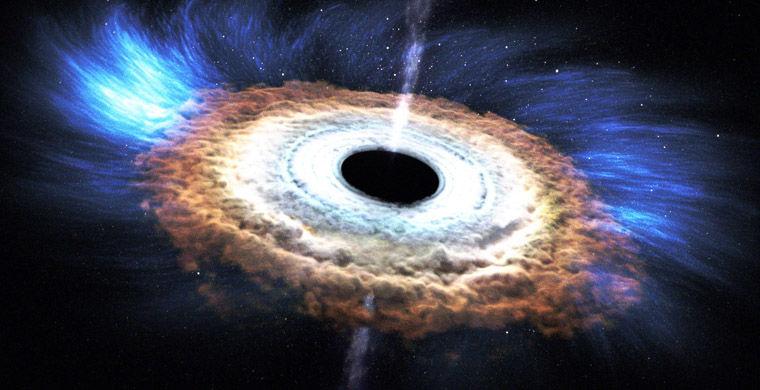 Черная дыра Захида Закира