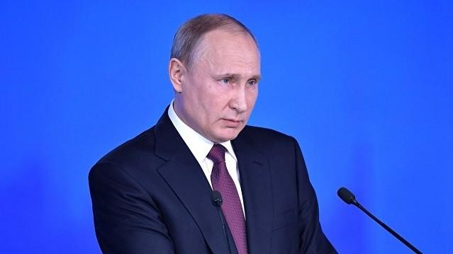 Путин: нам не нужен возрожденный СССР
