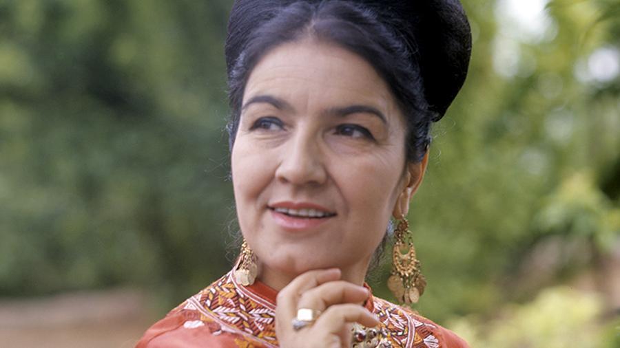 Умерла оперная звезда Мая Кулиева