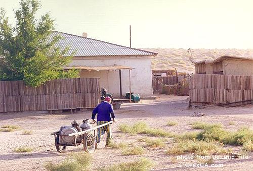 Узбекский Лас-Вегас откроют на Арале