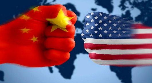 Китай отменил совместные мероприятия с США из-за России