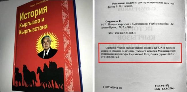 Ленина и Гитлера записали в киргизы