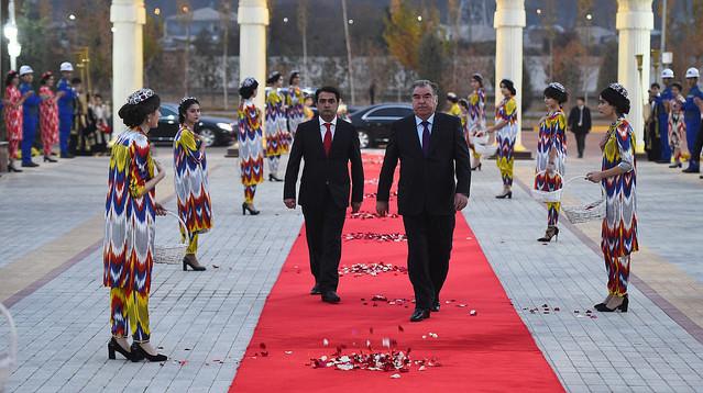 Родная кровь: cын таджикского президента возглавил парламент
