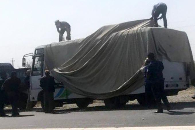 В Бухаре судят виновных в гибели пассажиров взорвавшегося автобуса